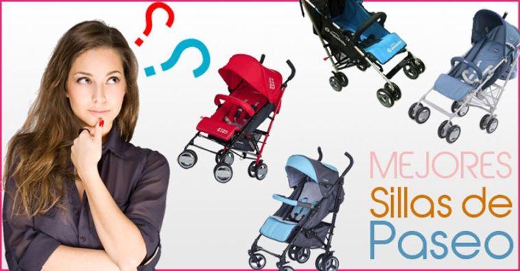 Sillas de paseo baratas y ligeras en oferta cual comprar - Mejor silla de paseo ocu ...