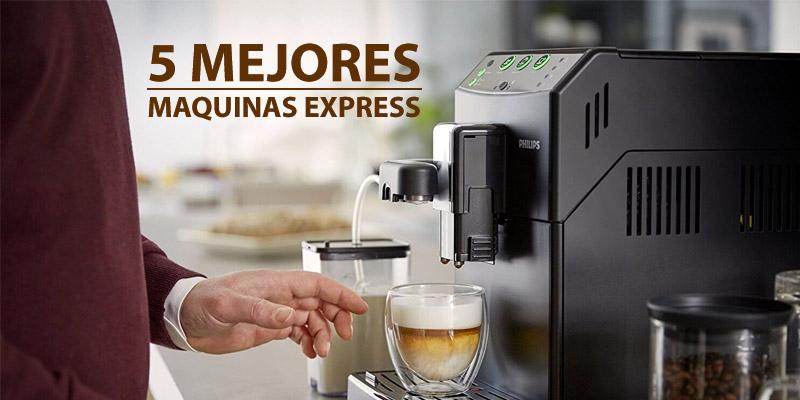 Mejores cafeteras express m quinas de caf - Mejor cafetera express para casa ...
