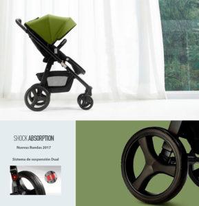 Ibaby One, el carrito de bebe de 3 piezas mas completo