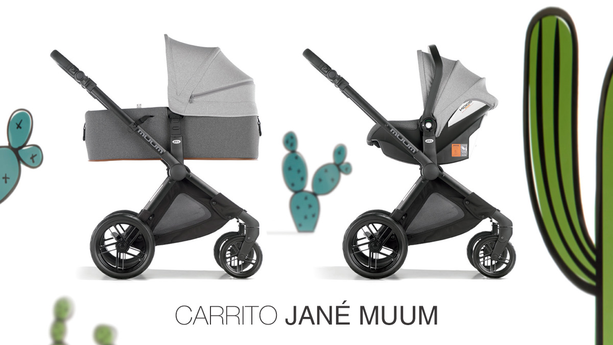1cabced90 Jané Muum - Carrito 3 piezas | Superventas de Jané | Mejor Precio