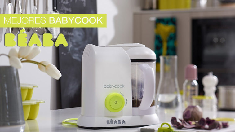cuchilla y rosca Beaba Blanco Jarra Babycook Solo y Duo