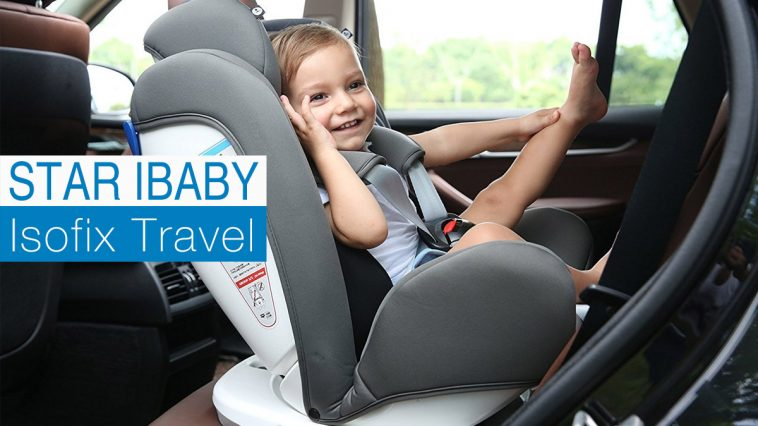d82a41dc3ee Star Ibaby Isofix Travel 906 - Silla de Coche
